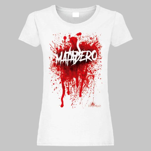 Camiseta Matadero Mujer Horrorland