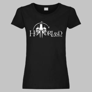 Camiseta Horrorland mujer