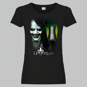 Camiseta Mortimer Horrorland mujer